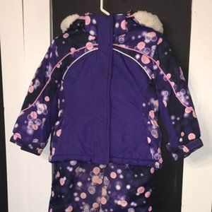Toddler Snow/Ski Suit 2T